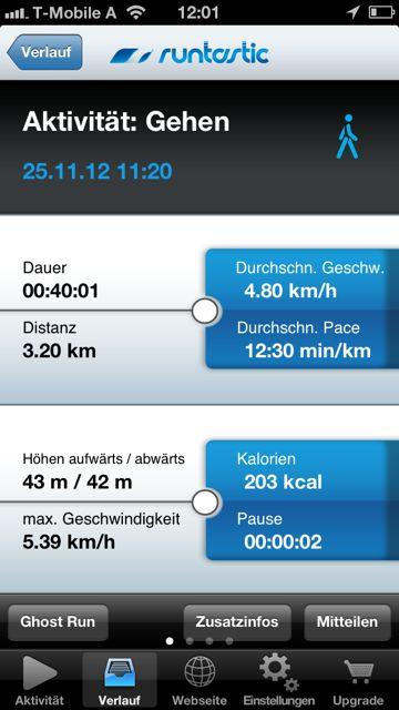 runtastic 25.11. 2012
